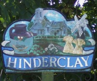 Welcome to the Hinderclay Parish Council  website